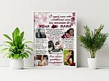 Постер маме и жене (орхидеи), фото 2