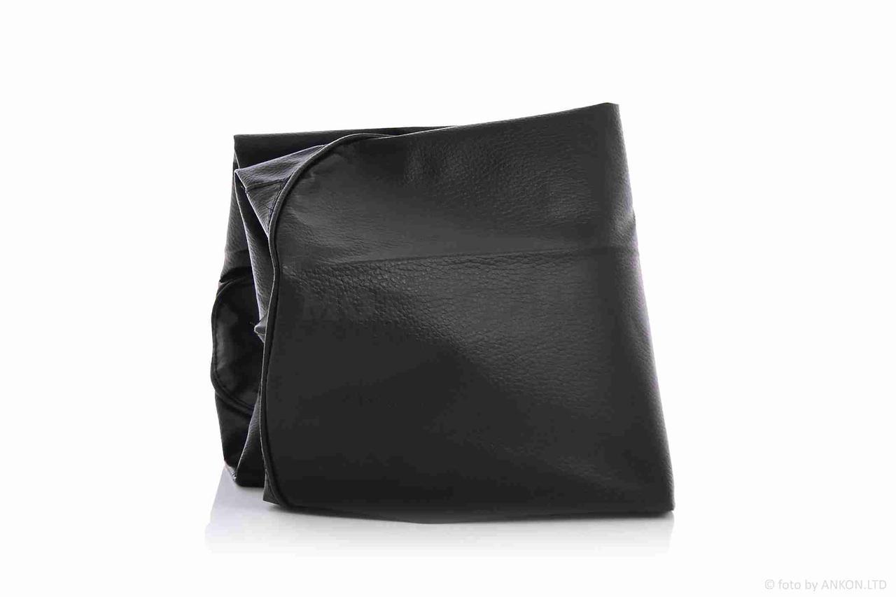 Чехол сиденья  Yamaha GEAR 2T 4KN  черный, черный  кант  JD