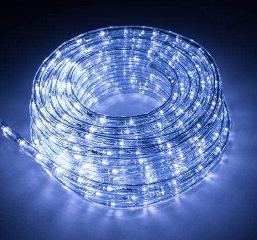 Светодиодная лента дюралайт белый 100 м