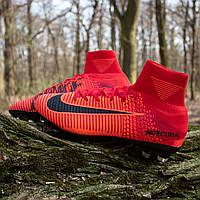 Бутсы Nike Mercurial Victory VI CR7 FG (39-45), фото 1