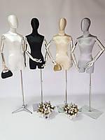Стильные манекены для витрин с шарнирными руками