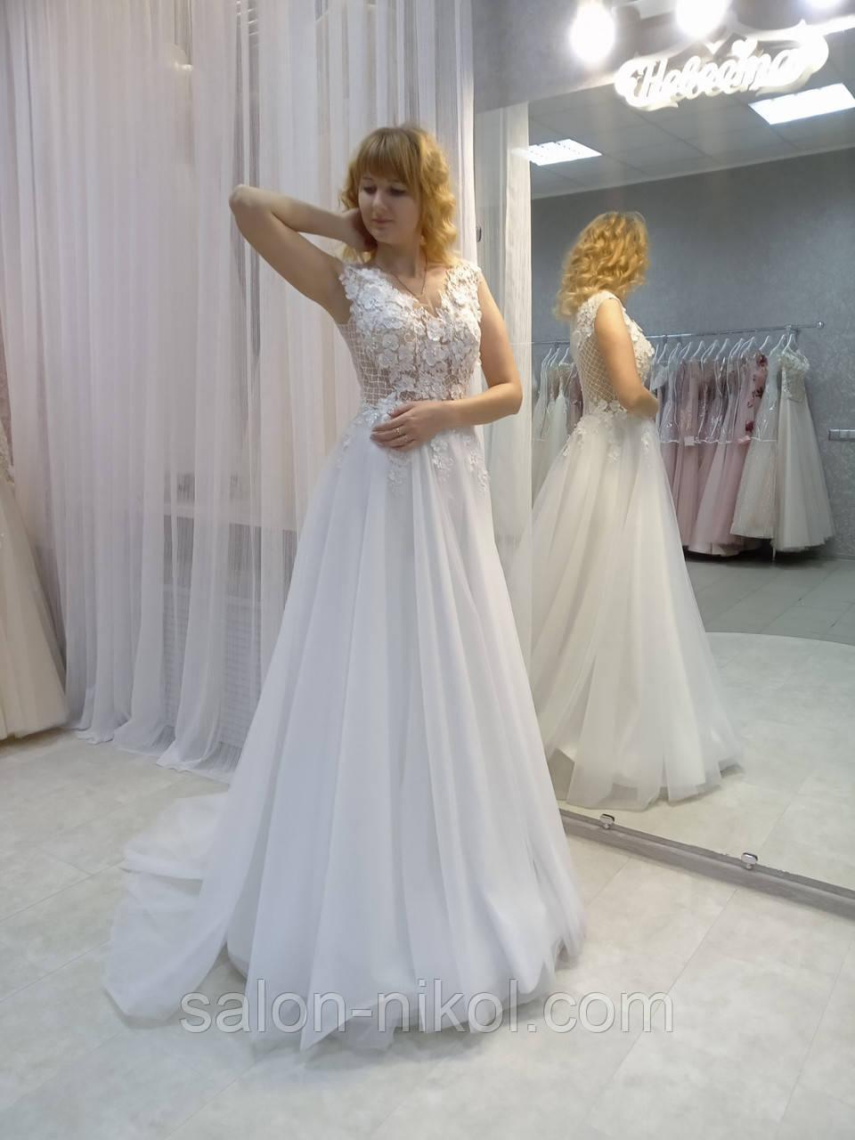 Весільна сукня S-429