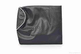 Чехол сиденья  ИЖ 5  темно-серый, серебристый кант  JD