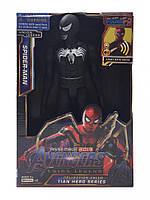 Фигурки герои Марвел (Spider-Man, black) LK4001-SMB
