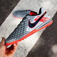Сороконожки Nike Tiempo VIII Pro TF (39-45), фото 1