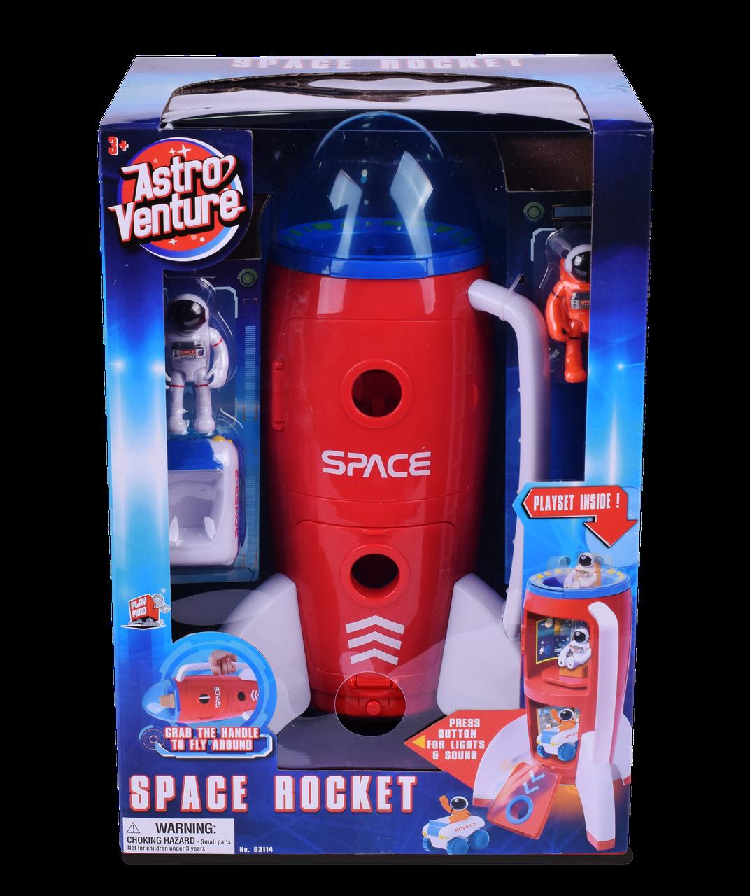 Игровой набор Astro Venture космическая ракета (63114)