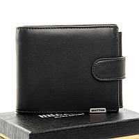 Мужское  портмоне NAPPA кожа BRETTON  M3603 black.Мужские кошельки оптом в Украине