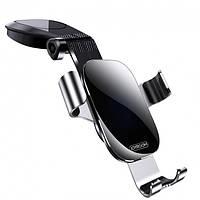 Автодержатель для смартфонов JOYROOM dashboard gravity bracket JR-ZS198 Черный