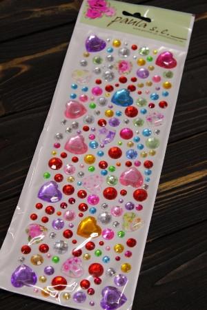 Декоративные камни на липучке Paula DZ847