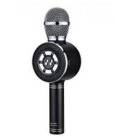 Микрофон-караоке беспроводной Bluetooth Wster WS-669 Черный