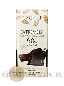 Шоколад Cachet Extremelly Dark Chocolate