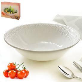 Блюдо сервировочное керамика глубокое 32.5*10см, фото 2