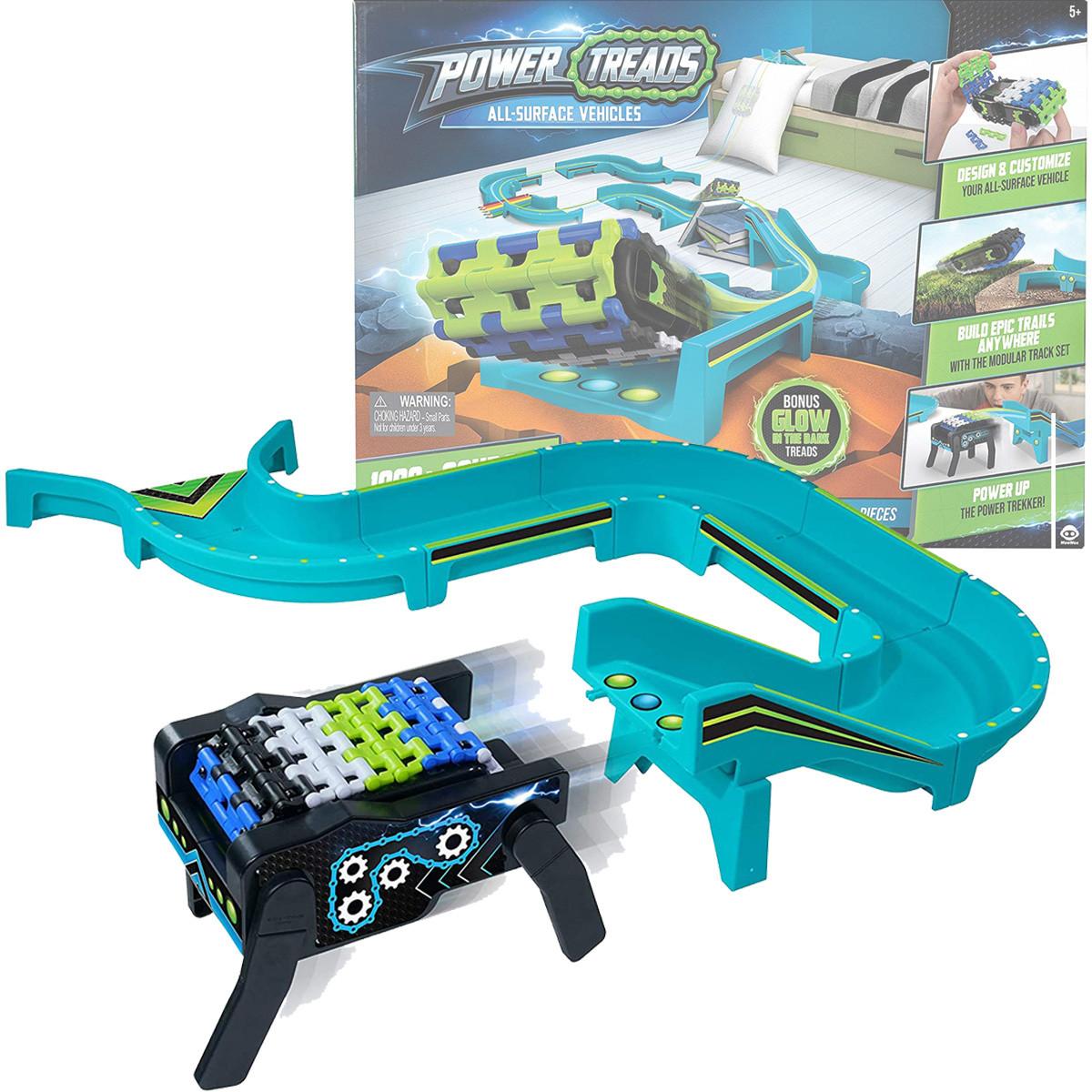Игровой набор Автомобиль вездеход  WowWee Power Treads 5555