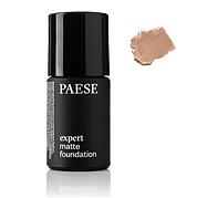 Тональный крем Expert Matte Foundation (502, натуральный) PAESE, 30 мл