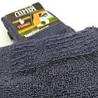 Носки мужские махровые рубчик термо высокие Новая Линия 25р джинс 20035907, фото 4