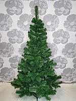 """Новогодняя искусственная елка зеленая 150 см. """"Сказка"""" ПВХ."""