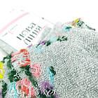 Носки женские махровые термо средние с рисунком Новая Линия 23-25р светло-серые 20036010, фото 4