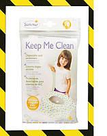 Summer Infant, Keep Me Clean, одноразовые салфетки для унитаза, 20 салфеток для поездок, фото 1
