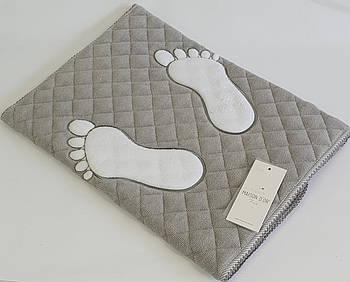 Полотенце-коврик для ног Maison Dor Doormat 50x80 Grey