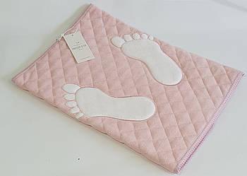 Полотенце-коврик для ног Maison Dor Doormat 50x80 Pink