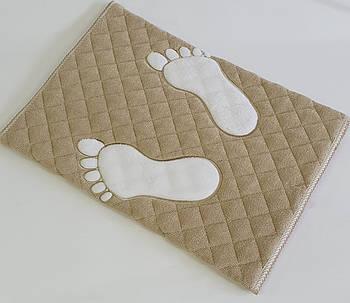 Полотенце-коврик для ног Maison Dor Doormat 50x80 Beige