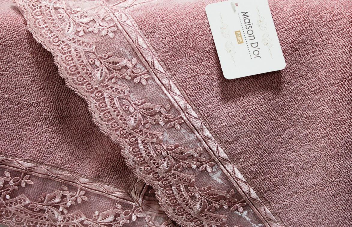 Полотенце-коврик для ног Maison Dor Reyna 50x80 Pink