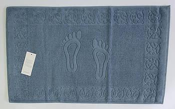 Полотенце-коврик для ног Maison Dor Steps 50x80 Blue