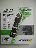 Фонарь Armytek Elf C2 Micro-USB XP-L (белый свет) + 18650 Li-Ion