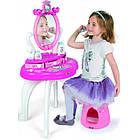 Дитячий столик з дзеркалом Smoby Toys Hello Kitty 2 в 1 з аксесуарами, фото 2