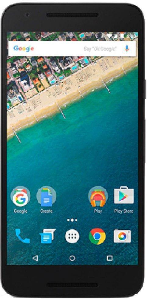Смартфон LG Nexus 5X 32Gb White