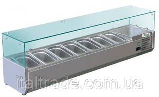 Витрина холодильная для топпинга Forcold G-VRX1500-330