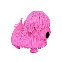 Интерактивная игрушка JIGGLY PUP - ОЗОРНОЙ ЩЕНОК (розовый) JP001-WB-PI, фото 1