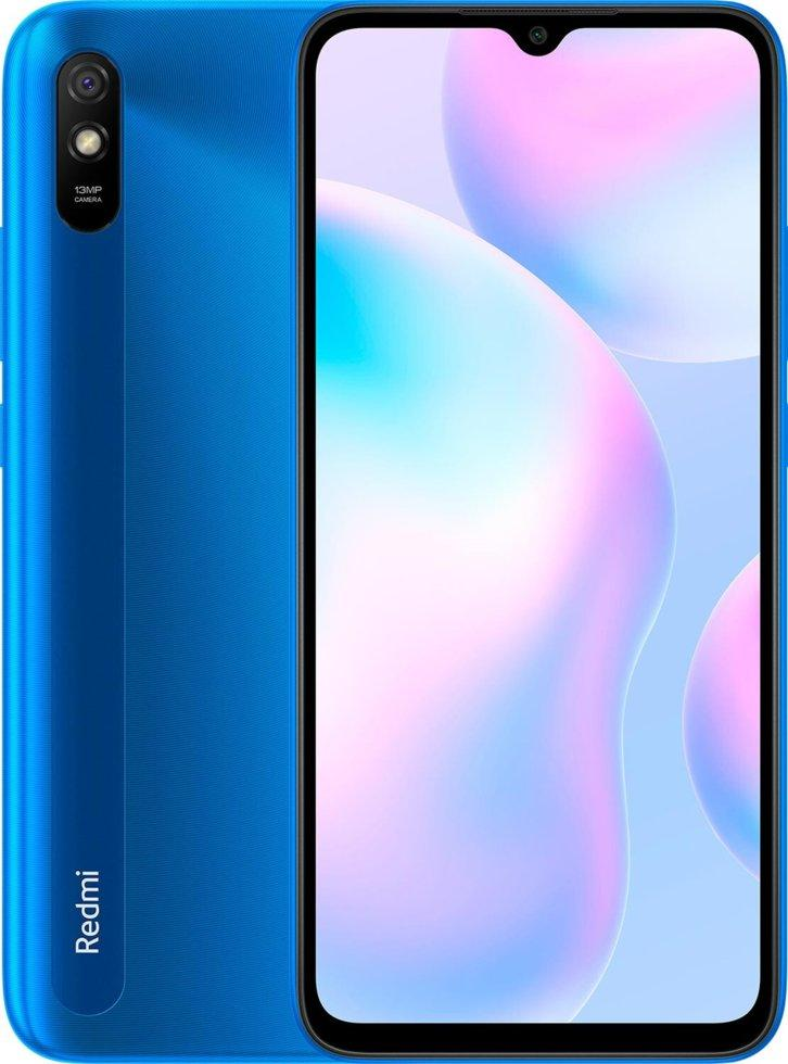 Смартфон Xiaomi Redmi 9A 2/32Gb Blue (Global) без NFC