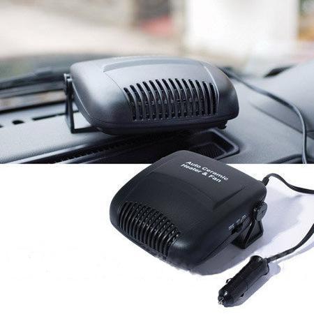 Електричний автомобільний обігрівач (AUTO FAN HEATER)