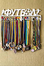 Медальница для футболистов спортсменов