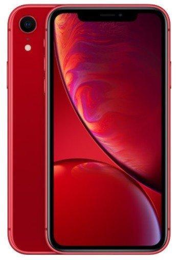 Смартфон Apple iPhone XR 64Gb Red Grade A Refurbished