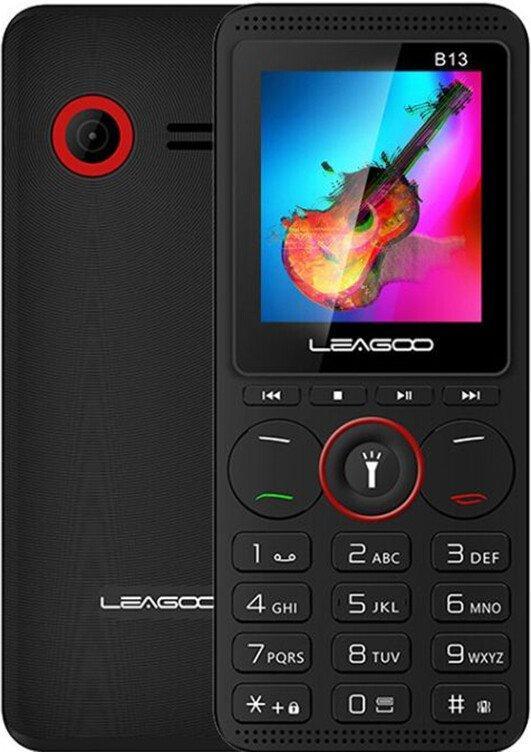 Мобильный телефон Leagoo B13 black