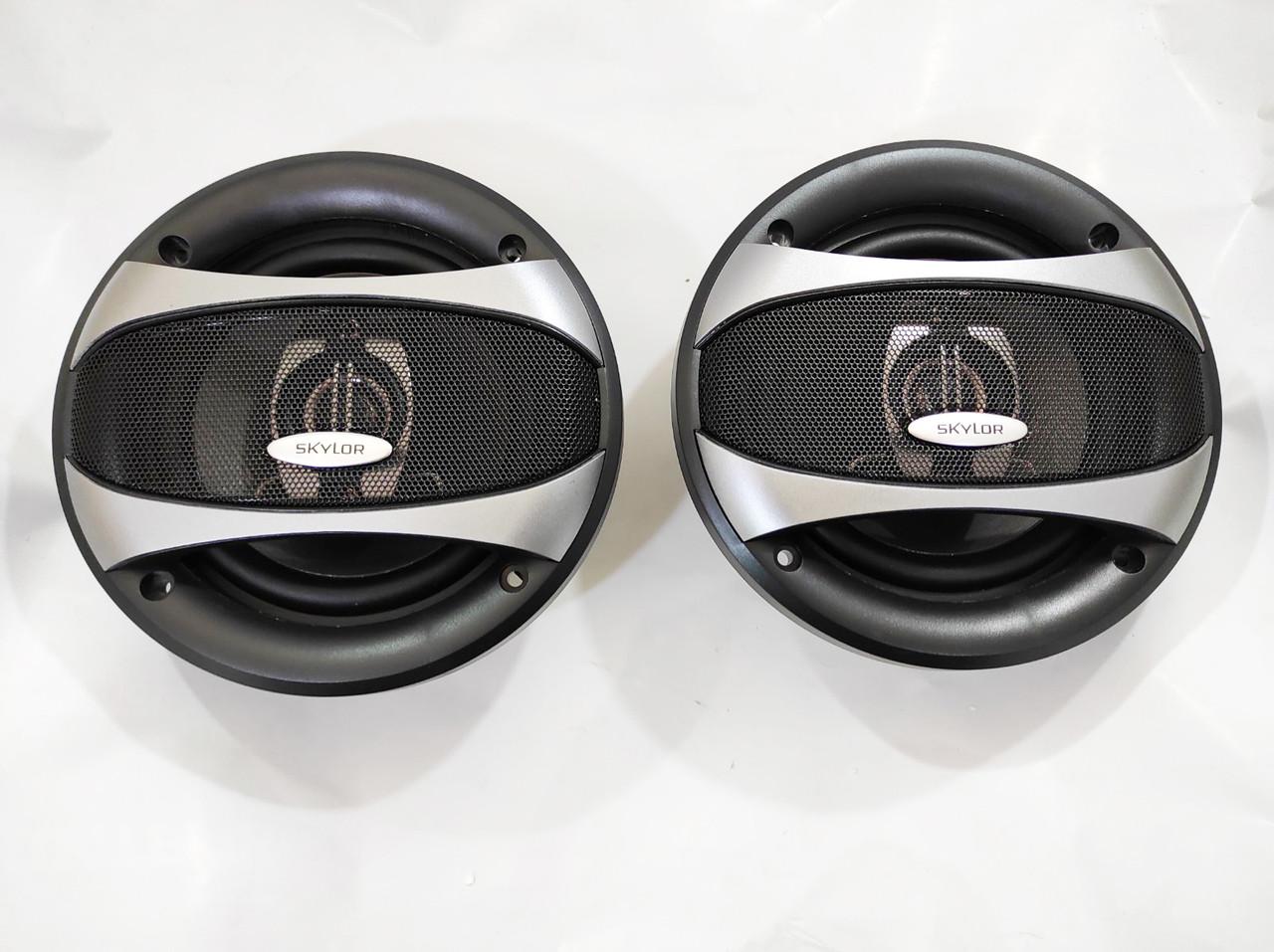 Динамики колонки для авто SHUTTLE CLS-1324 13см в машину Автомобильные динамики акустика Автоакустика Автозвук