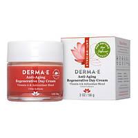 Антивозрастной восстанавливающий дневной крем c витамином А и антиоксидантами Derma E (США)