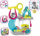 Ігровий центр Smoby Toys «Будинок кошеня» зі звуковими ефектами і аксесуарами, фото 2