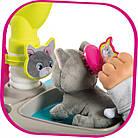Ігровий центр Smoby Toys «Будинок кошеня» зі звуковими ефектами і аксесуарами, фото 6