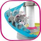 Ігровий центр Smoby Toys «Будинок кошеня» зі звуковими ефектами і аксесуарами, фото 7