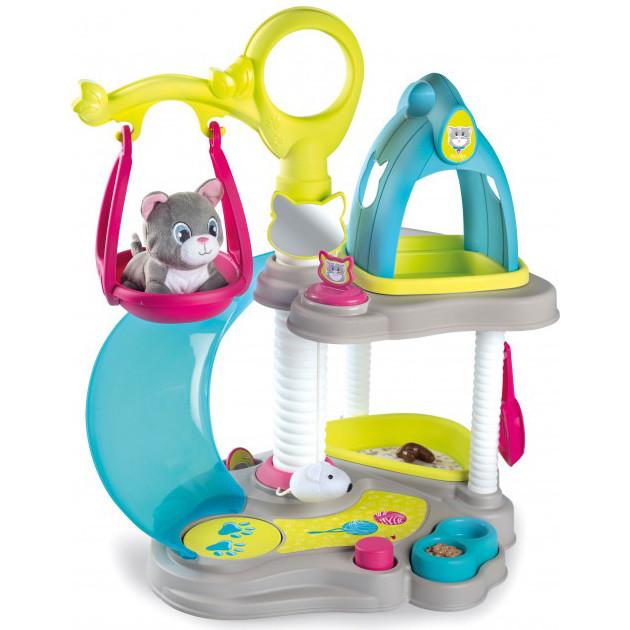Ігровий центр Smoby Toys «Будинок кошеня» зі звуковими ефектами і аксесуарами
