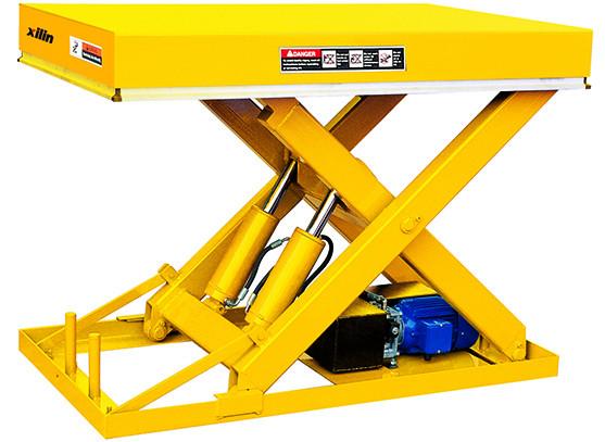 Гидравлические подъемные столы Xilin DG02/DG04