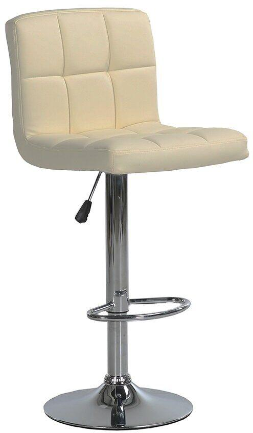 Барный стул хокер Bonro бежевый 628