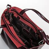 Шикарная женская сумка из натуральной кожи разные цвета, фото 10