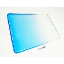 TPU Силиконовый для iPad Air 2 с градиентом голубой