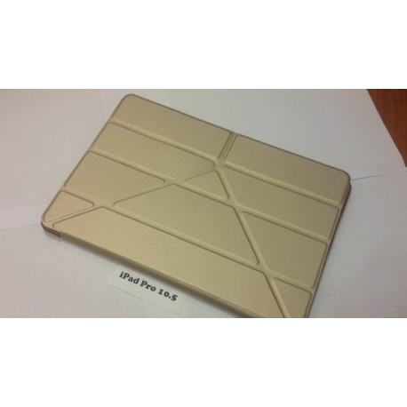Чохол smart case силіконовий для iPad pro 10.5 золотий