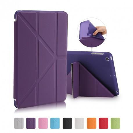 Чехол smart case силиконовый для iPad pro 10.5 Фиолетовый