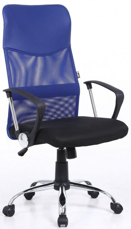 Кресло офисное Manager синие